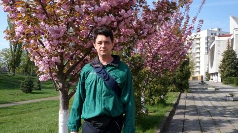 Цветущий европейский город Ужгород